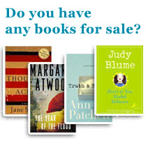 Got books to sell?